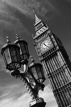 Big Ben Westminster London by Mark Richardson