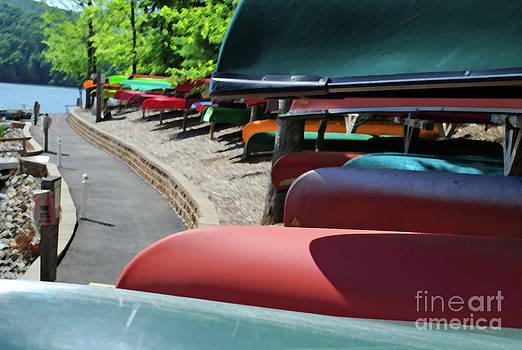 Jost Houk - Big Canoe