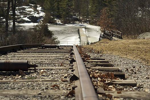 Elaine Mikkelstrup - Big Chute Marine Railway