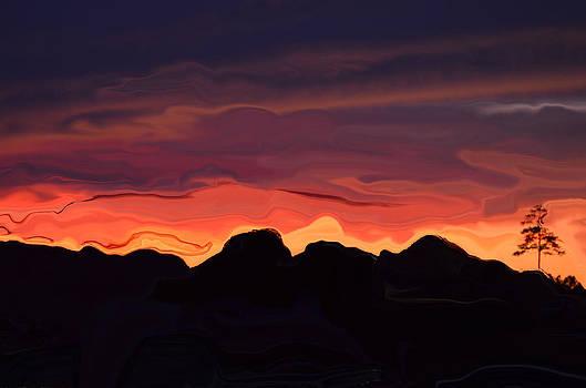Big Sky in Georgia..... by Tanya Tanski