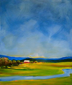 Big Sky by Paula Strother