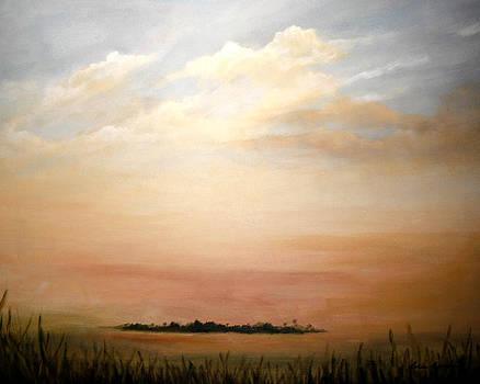 Big Sky by Rosie Brown