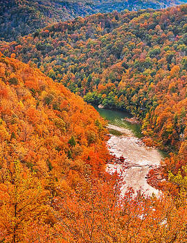 Big South Fork by Charles Fletcher