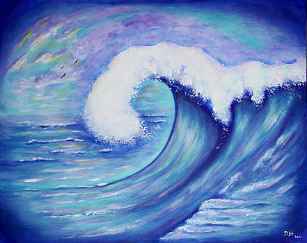 Diana Haronis - Big Wave