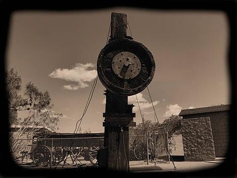 Cindy Nunn - Big Wheel