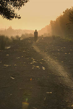 Bike In the Goldie Morning by Hendri Pirdiansyah