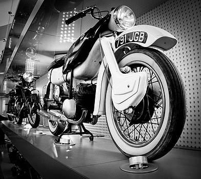 Biker Heaven by Brian  Minnis
