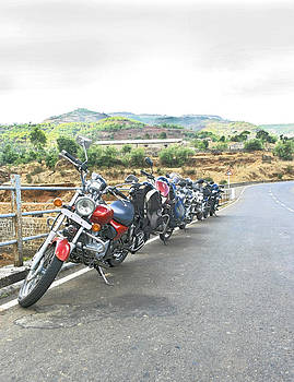 Kantilal Patel - Bikers Bridge