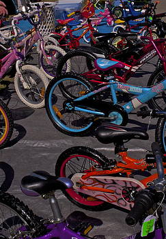 Bikes and more Bikes by Michael Clarke JP