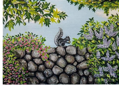 Billy's Squirrel by William Ohanlan