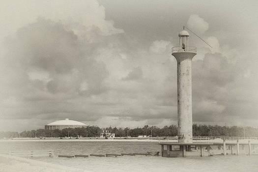 Biloxi Lighthouse by James Corley