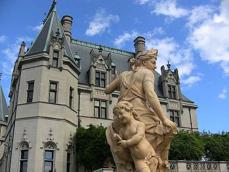 Biltmore Estate Sculpture and Estate by Tony Hammer