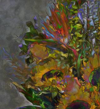 Bird Of Paradise II by Jill Balsam