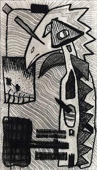 Bird Totem by Branko Jovanovic