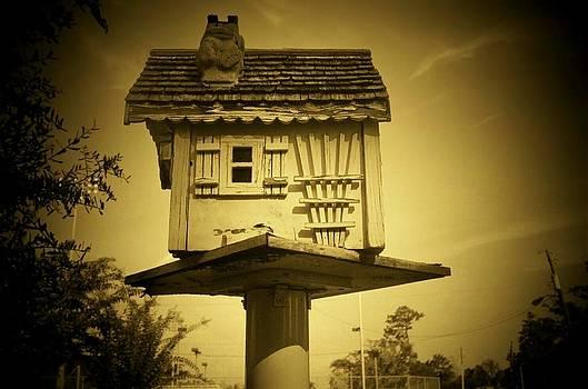 Birdhouse by Floyd Smith