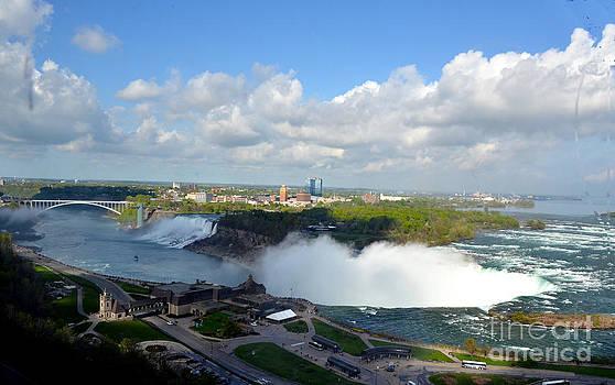 Pravine Chester - Birds Eye View of Niagara