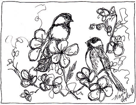 Birds by Michele Hollister - for Nancy Asbell