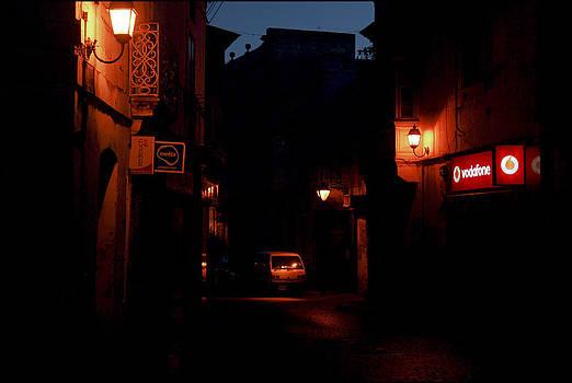 Birkirkara By Night by Gunnar Boehme