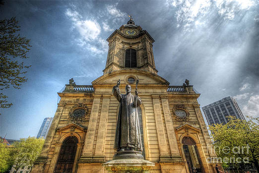 Yhun Suarez - Birmingham Cathedral 1.0