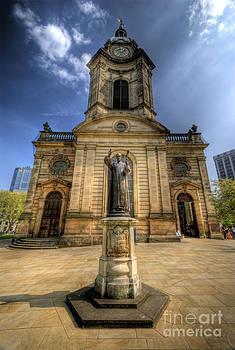 Yhun Suarez - Birmingham Cathedral 2.0