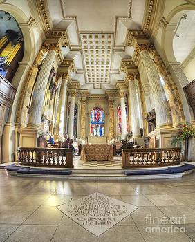Yhun Suarez - Birmingham Cathedral 3.0