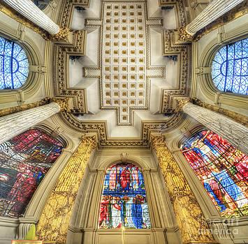 Yhun Suarez - Birmingham Cathedral 4.0