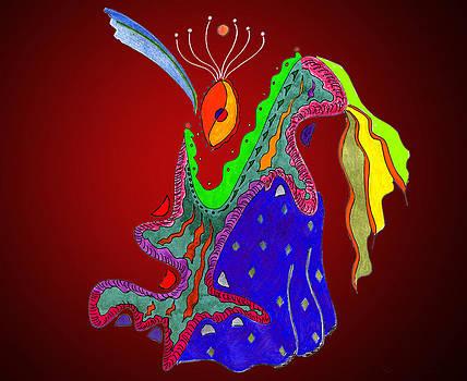 Birth of An Idea by Lori Kirstein