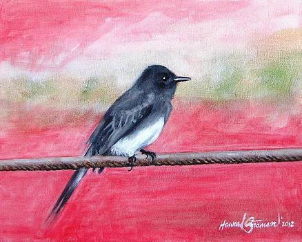 Black Bird by Howard Stroman