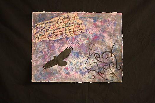 Black Bird by Jocelyn Thro