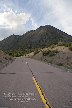 Mick Anderson - Black Butte Highway
