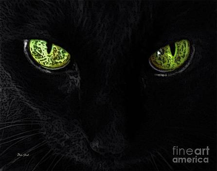 Dale   Ford - Black Cat Mystique