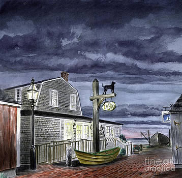 Black Dog   1 by Paul Gardner