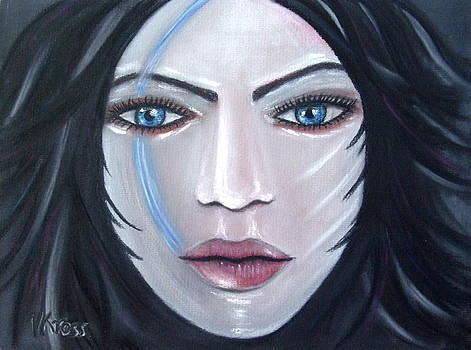 Black Hair by Valentina Kross