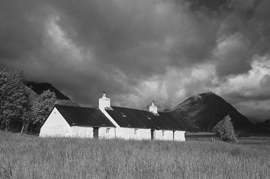 Howard Kennedy - Black Rock Cottage and Buachaille Etive Mor