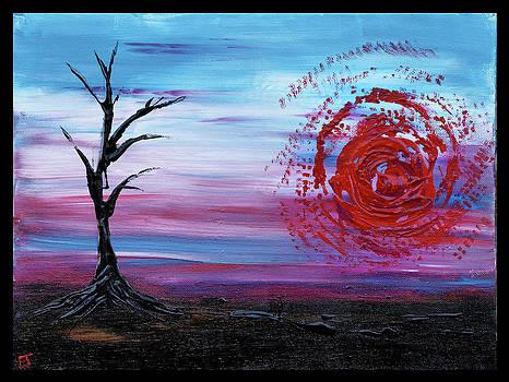 Black Tree by Erik Tanghe