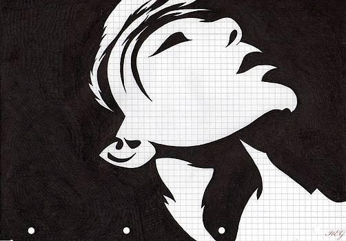 Black Vs White by Ernestas Aglinskas