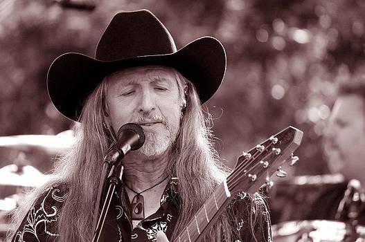 Dennis Jones - Black Water Cowboy