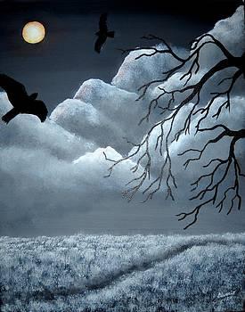 Blackbird by Edwin Alverio