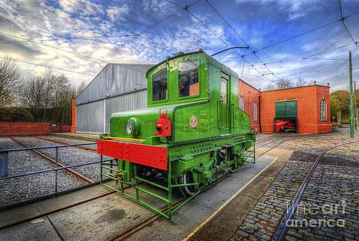 Yhun Suarez - Blackpool Green Machine