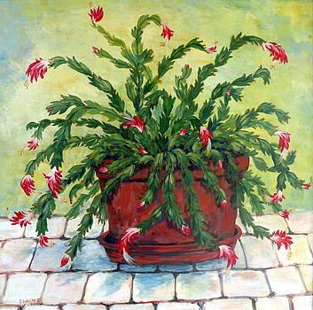 Bleeding Heart Pink by Carol Ann Wagner