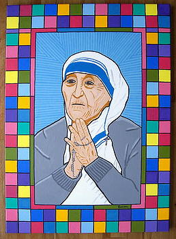 Blessed Teresa of Calcutta by Eamon Reilly