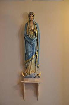 Terry Sita - Blessed Virgin
