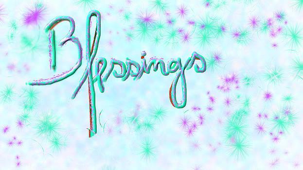Blessings by Rosana Ortiz