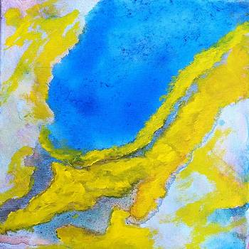 Bliss in Yellow 4 by Bebe Brookman