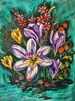 Kristie  Bonnewell - Blooms and Chalk