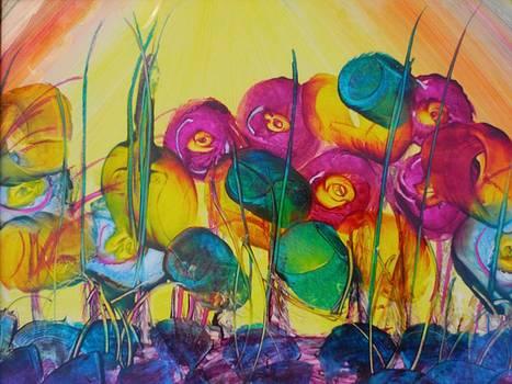 Blooms by Lynne Bishop