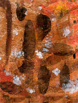 Blossoming Bark by Kimanthi Toure