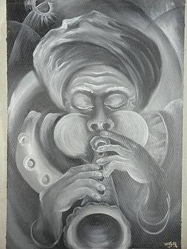 Blow it Out by Yenaye  Rene Mkerka