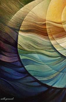 Blowing Spirit by Salim Ahmad Gorwal