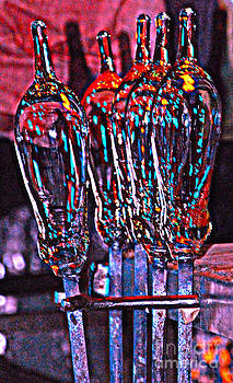 Pravine Chester - Blown Glass Abstract